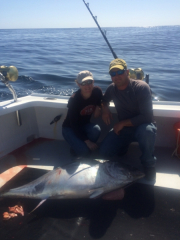 Bluefin Tuna and Yellowfin Tuna Fishing Hyannis