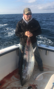 Tuna Sportfishing Cape Cod